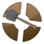 Bronze Shovel